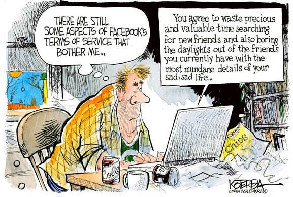 Facebook fatigue - a spreading disorder ...