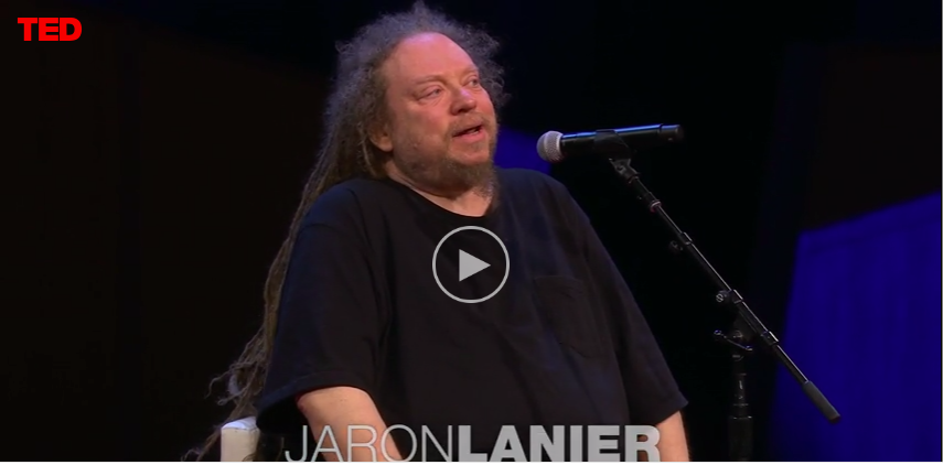Jaron Lanier: Why we need to rethink digital culture.